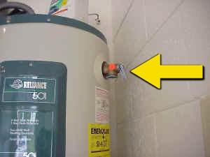 Water Heater Tpr Valve